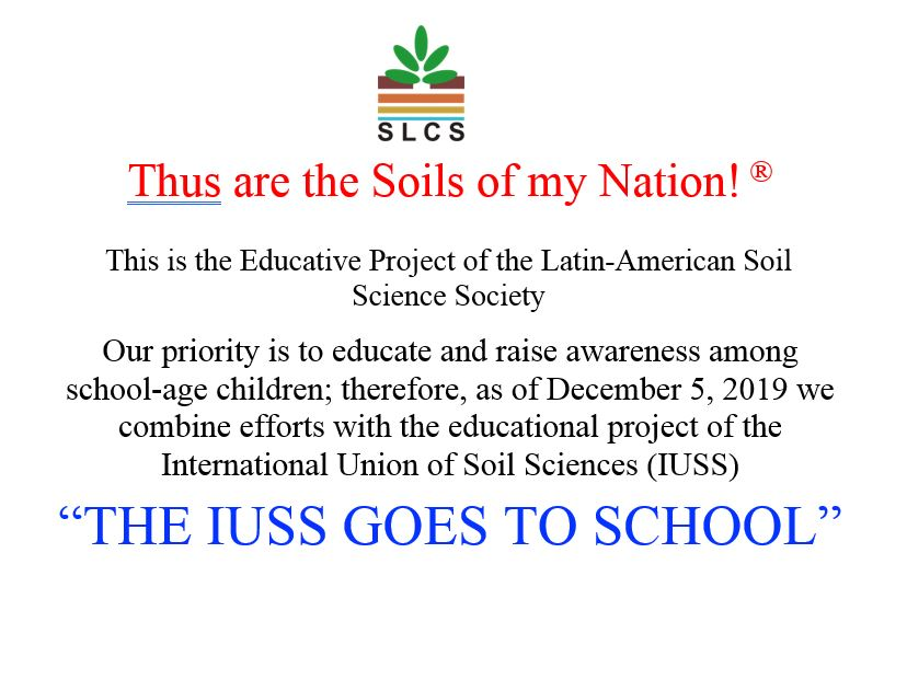 Thus are the Soils of my Nation